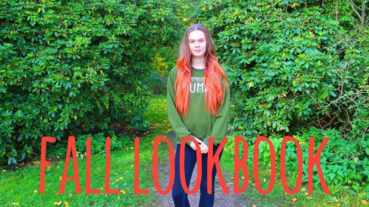 [VIDEO] - FALL LOOKBOOK 2018 5