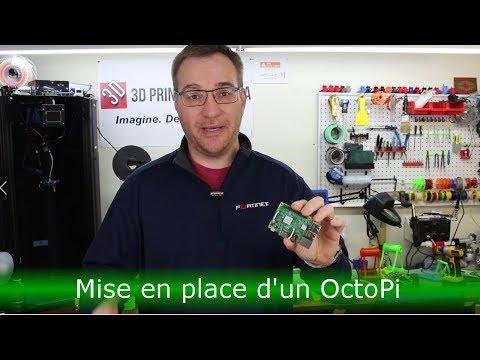 Mise En Place D'un OctoPi - Guide Complet !