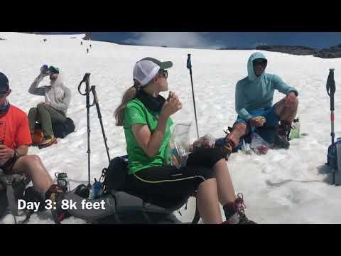 Mt. Rainier 4 Day Summit Climb with RMI Guides