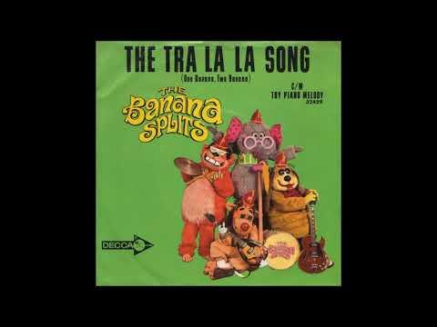 The Banana Splits The Tra La La Song Sheet Music Piano
