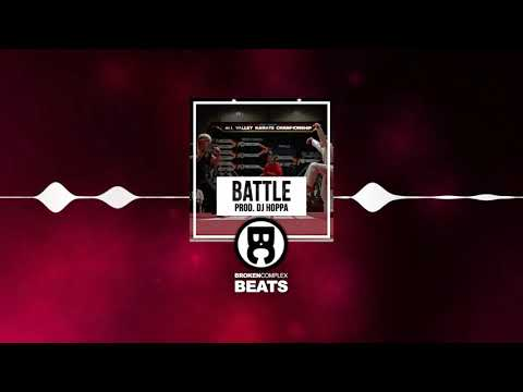 """Battle"" Freestyle / Trap Beat Free Rap Hip Hop Instrumental (Prod. DJ Hoppa)"