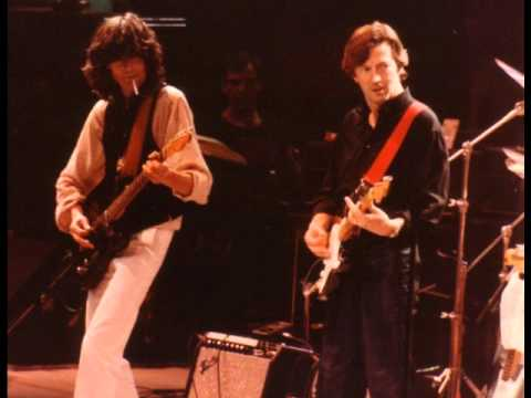 Jimmy Page Amp Eric Clapton Freight Loader Youtube