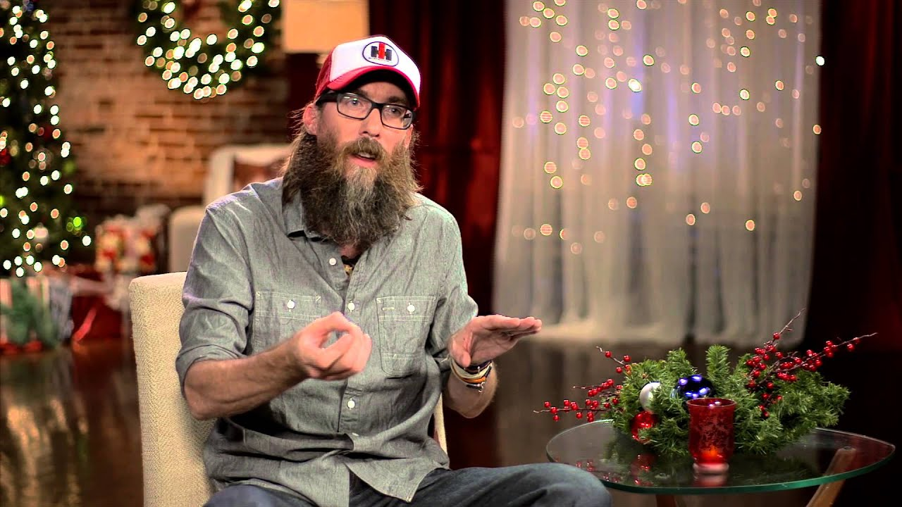 K-LOVE Christmas Traditions - Crowder - YouTube