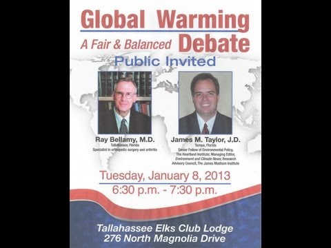 Global Warming: A Fair and Balanced Debate