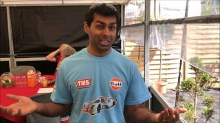 Karun Chandhok Interview from Le Mans #Gulf50yearsatLeMans