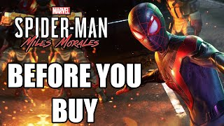Marvel's Spider-Man: Miles Morales - 13 Things You NEED To Know Before You Buy