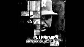 DJ Premier  Beats That Collected Dust Vol.  2 - Full Album