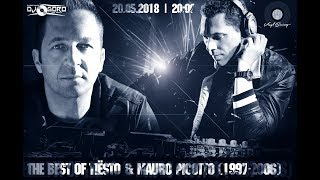 The Best Of MAURO PICOTTO // 1997-2001 // 100% Vinyl // Mixed By DJ Goro