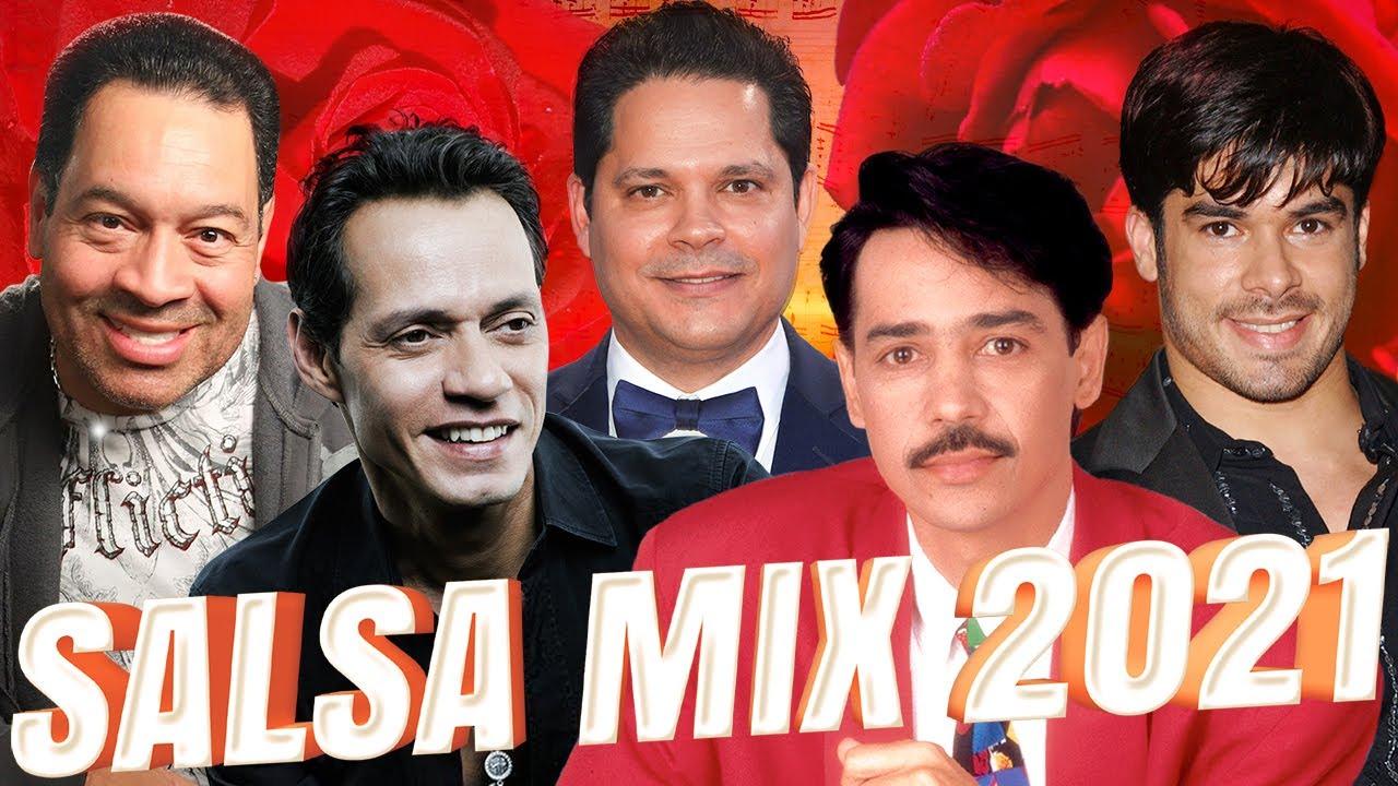 Download SALSA MIX ROMANTICA - EDDIE SANTIAGO, TITO NIEVES, FRANKIE RUIZ, TITO ROJAS, WILLIE GONZALES