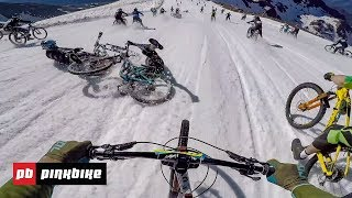 The Craziest Megavalanche Ever...