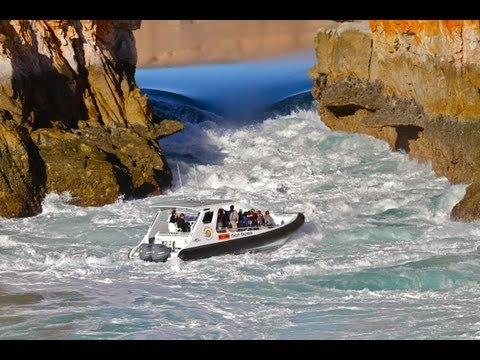 Horizontal Falls Seaplane Adventures  in HD