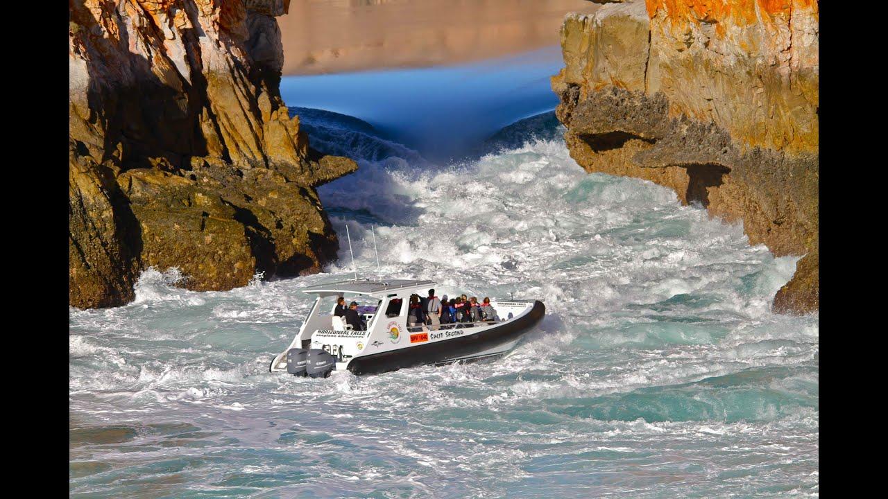 Horizontal Falls Seaplane Adventures in HD - YouTube