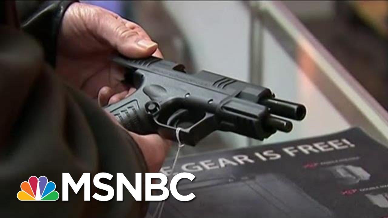Texas Loosening Gun Laws Weeks After Mass Shooting | Velshi & Ruhle | MSNBC