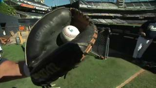 How to be a Major League Bullpen Catcher