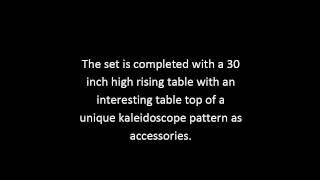 Metal Patio Furniture Tips | Retro Metal Patio Furniture Guide