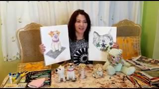 Publication Date: 2020-05-29 | Video Title: 童心抗疫 - 繪畫班 張老師