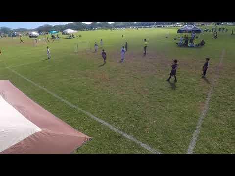 Whitfield SC 10B Royal vs. FC Hawaii  2/11/18