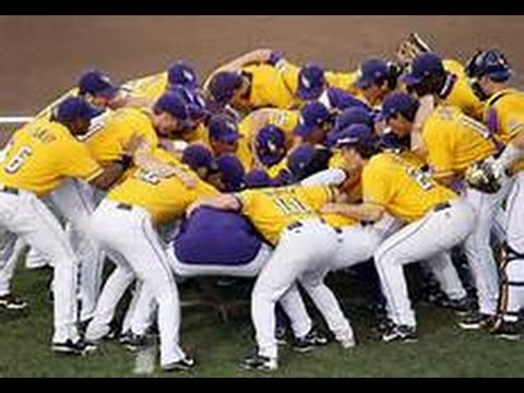 2016 LSU Baseball Pump Up HD