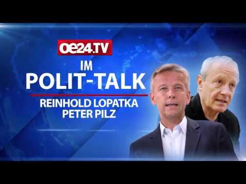 Reinholt Lopatka gegen Peter Pilz auf oe24.TV