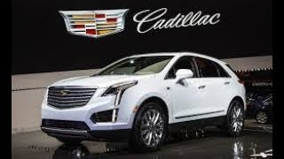2018 Cadillac XT5 AWD Interior Exterior Design Features Specification Review