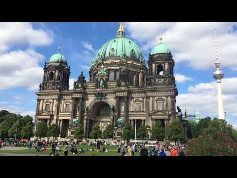 Невероятная красота Берлина Beautifull Berlin center