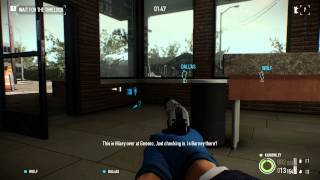 Payday 2: GO Bank Heist Full Stealth (Is Everything Okay?- Achievement)