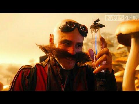 Dr Robotnik Ending Post Credit Scene Sonic The Hedgehog 2020 Movie Clip High Quality Youtube