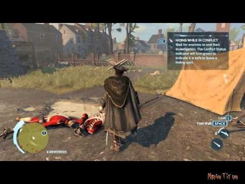 Assassins Creed III V1.02 Trainer +8