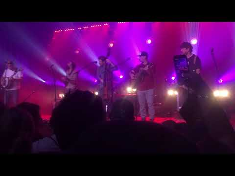 Greensky Bluegrass - Winston-Salem 10-25-17