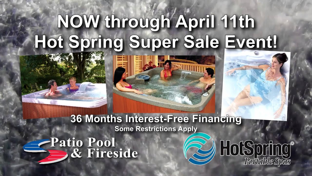 03 25 2016 Patio Pool And Fireside Hot Spring Spa
