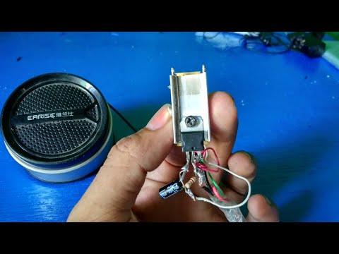 Cara Membuat Speaker Bluetooth sederhana