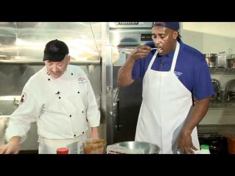 Community College of Philadelphia: The Chefs, BBQ Ribs