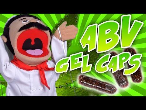 ABV Recipes - ABV Cannabis Capsules by Chef Luigi