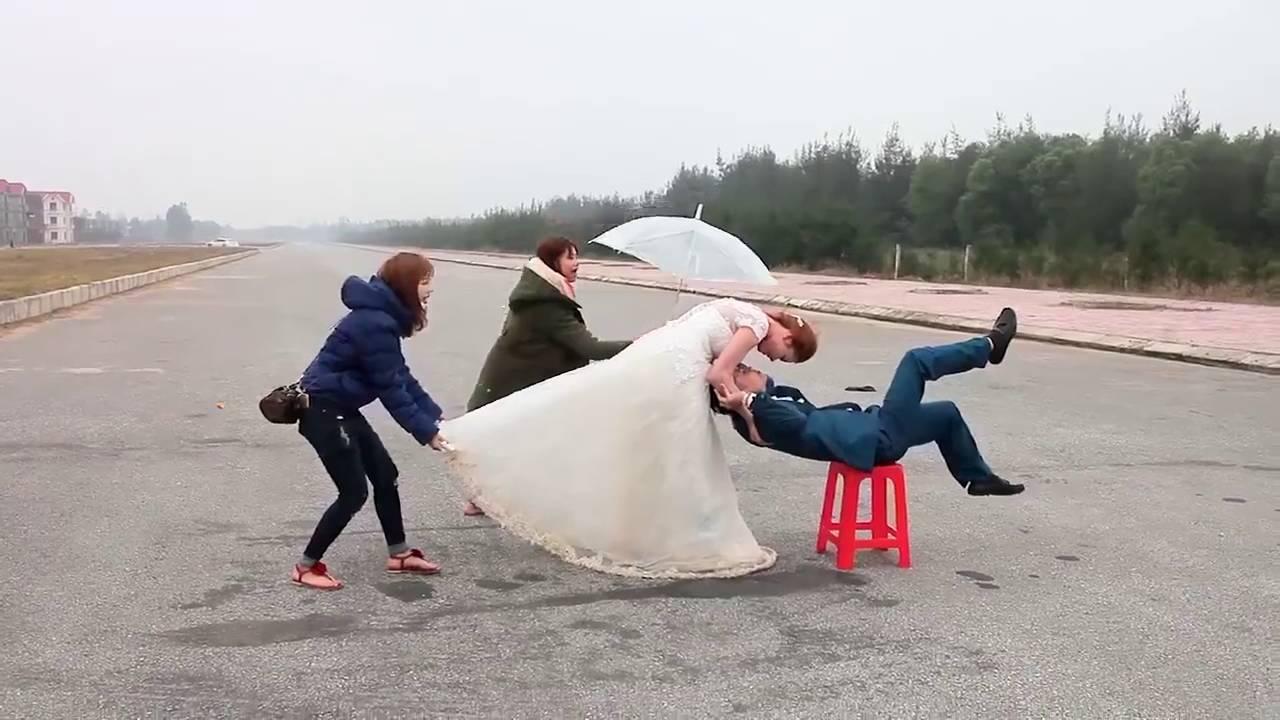 Crazy Wedding Photographer!   YouTube