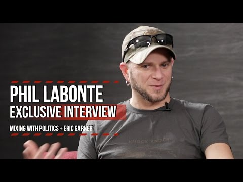 All That Remains' Phil Labonte on Eric Garner + Politics