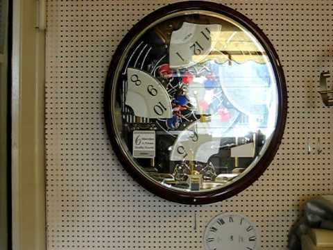 Seiko Music Clock