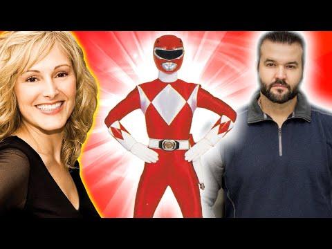 Mighty Morphin Power Rangers ⚡ Original Red Ranger ⚔️ Austin St. John