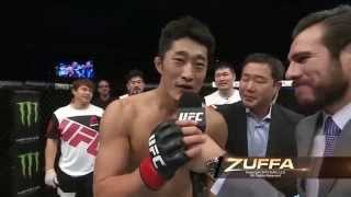 Fight Night Seoul: Dong Hyun Kim Octagon Interview