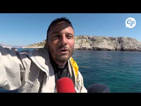 3 questions à Eric Jourdan, guide de snorkeling