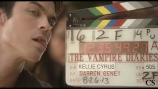 The Vampire Diaries  Season 1-8  | Behind The Scenes | Bloopers