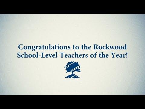 Rockwood School District Teachers of the Year