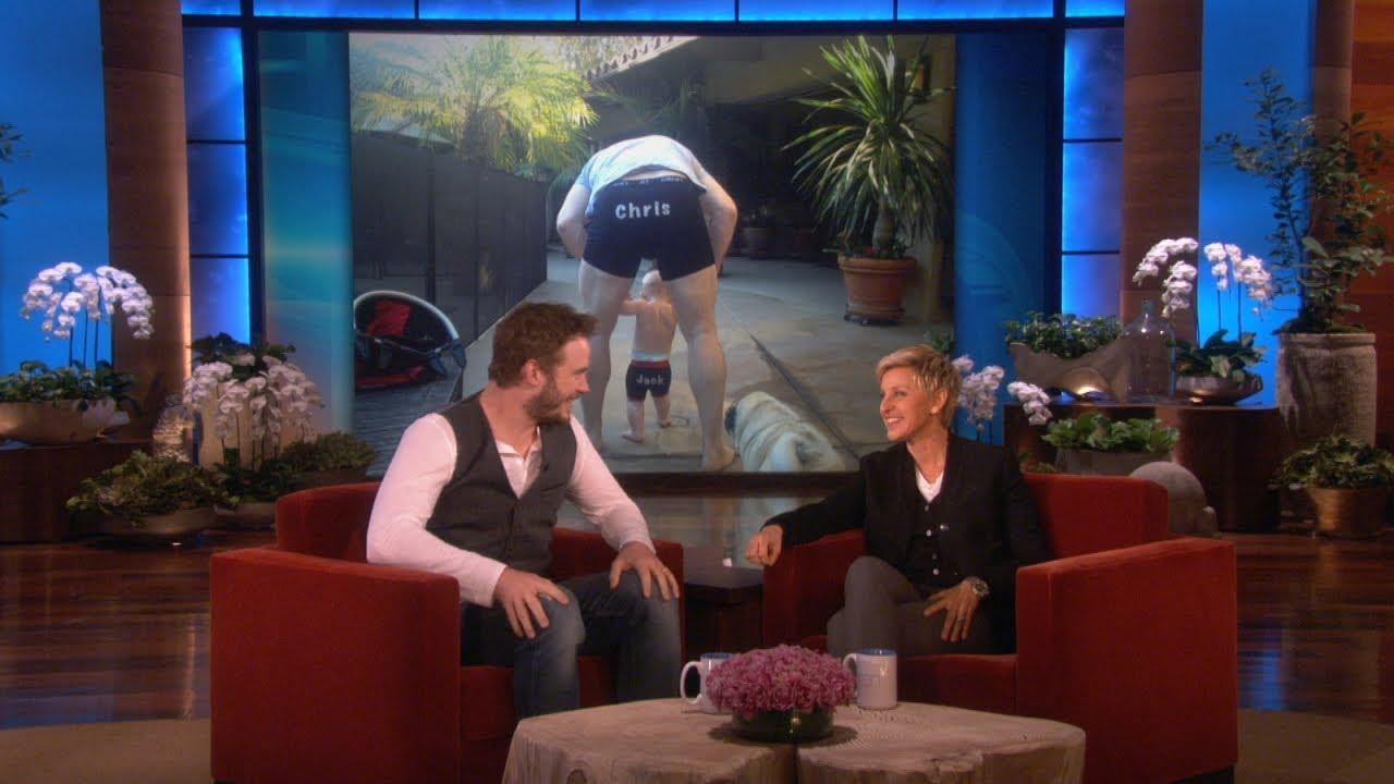 Chris Pratt's Whole Fa...