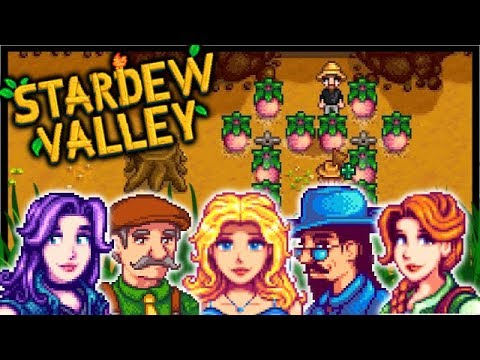 NEW FRUIT TREES AND GOLD STAR MELONS! | Stardew Valley Modded #14