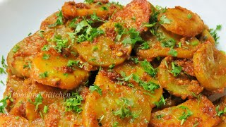 Masaledar Lauki Aloo ki Sabzi/ Masale wali Doodhi Aloo ki Sabji - Lauki Sabzi Recipe in Hindi