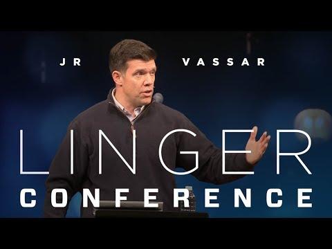 JR Vassar at Linger 2018