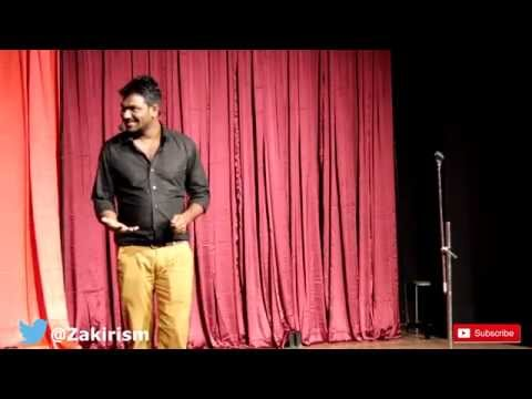 Zakir Khan - Board Exams And Clarity In An Engineer's Life