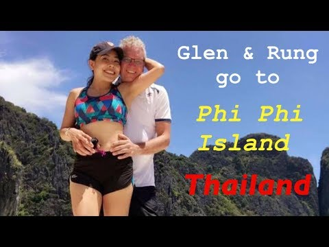 Phi Phi Island Tour With Glen and Rung