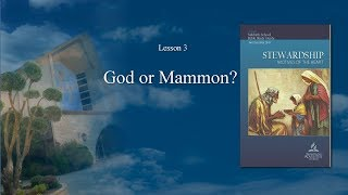 """Gambar cover """"Stewardship: God Or Mammon?"""" (3 of 13) by Pastor Mike Thompson"""