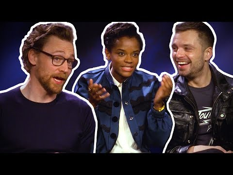The 'Avengers: Infinity War' Cast Reveal Who They Stan & Try To Name Every Marvel Film In 1 Minute