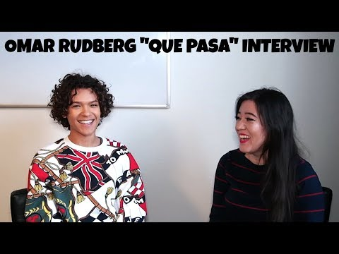 "OMAR RUDBERG ON ""QUE PASA"", GOING SOLO, AND MULTICULTURAL LATIN POP (Interview)"